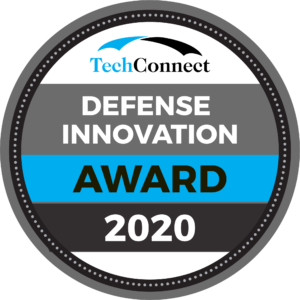 Defense TechConnect Innovation Award 2020